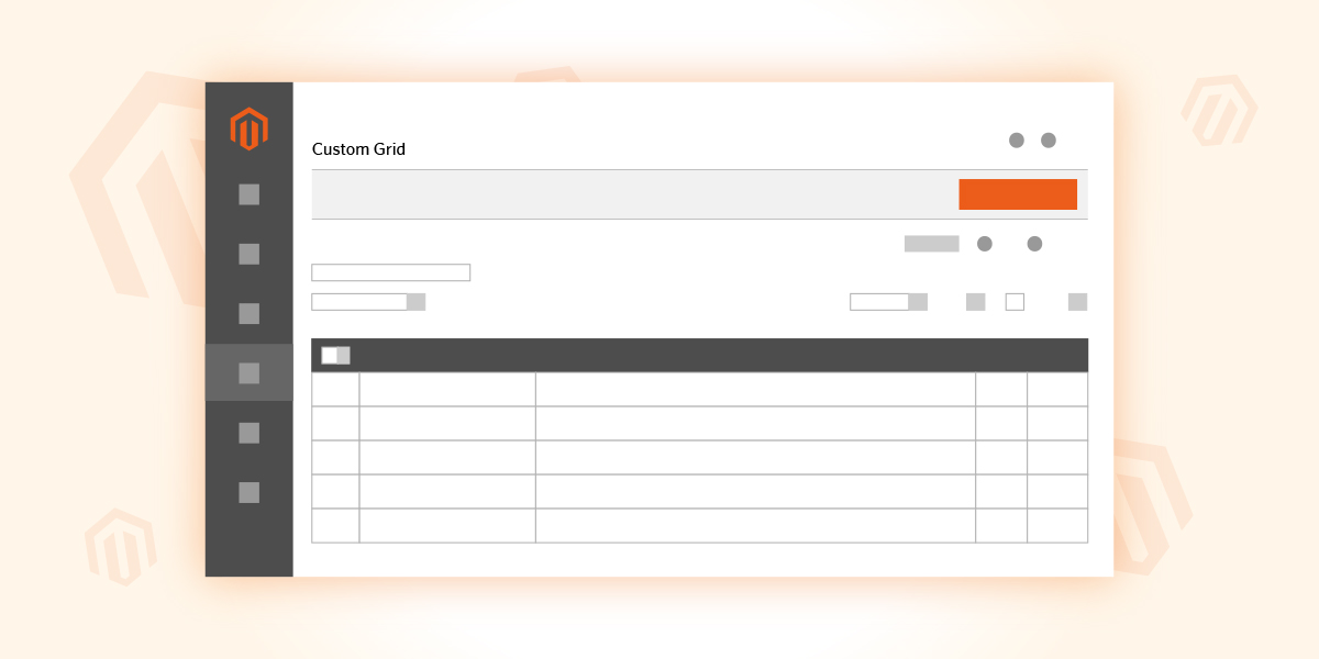 Magento 2 Admin Grid