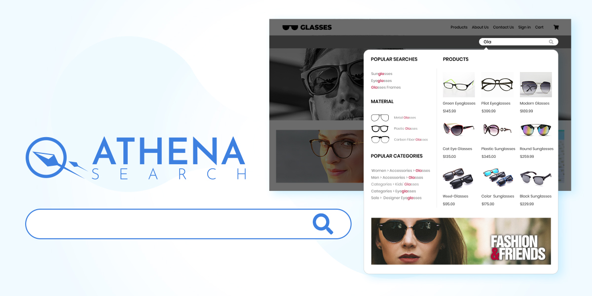 SyncIt Group's Athena Search – Built for eCommerce