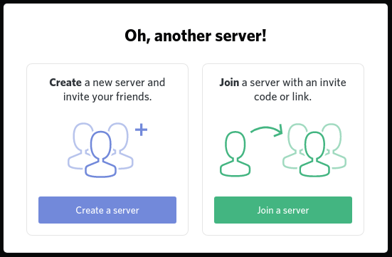 Creating a Discord Server